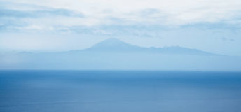 Île Tenerife, Îles Canaries Photo stock