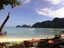 Île Thaïlande Photos stock