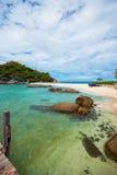 Île Thaïlande de yuans de Nang photo stock