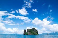 Île Thsiland images libres de droits