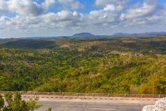 Île tropicale voyage Images libres de droits