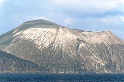 Îles éoliennes, île de Lipari, Italie photo libre de droits