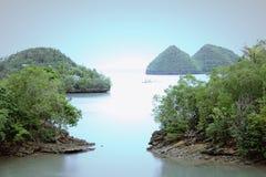 Îles Photo libre de droits