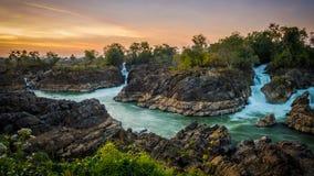 4000 îles Photos libres de droits