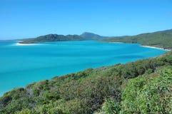 Îles, australie Photographie stock libre de droits