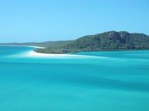Îles, australie Images libres de droits