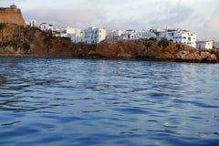 îles baléares Espagne d'ibiza photo stock