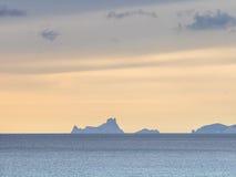 Îles d'Ibiza Photo libre de droits