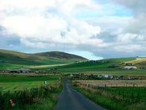 Îles d'Orkney, continent photographie stock libre de droits
