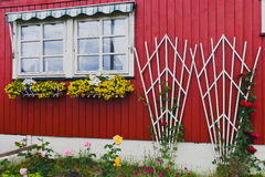 Îles d'Oslo Photo libre de droits