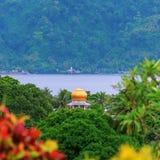 Îles de Banda, Indonésie Photos stock