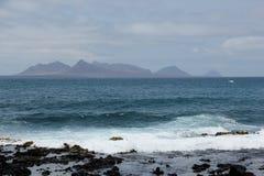 Îles de Cap Vert Image libre de droits