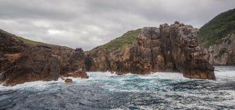 Îles de chevaliers de pauvres Images libres de droits