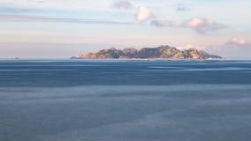 Îles de Cies Image stock