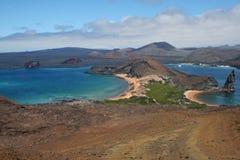 Îles de Galapagos Photographie stock