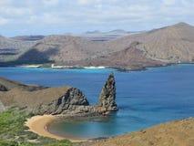Îles de Galapgos Photo libre de droits