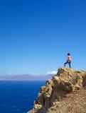 Îles de la mer Égée les explorant photos libres de droits
