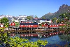Îles de Lofoten XII Image libre de droits