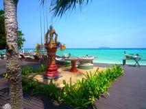 Îles de phi de phi - Thaïlande Photographie stock libre de droits