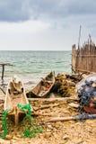 Îles de San Blas au Panama images stock