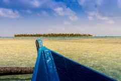 Îles de San Blas au Panama photographie stock