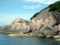Îles de Similan Images stock