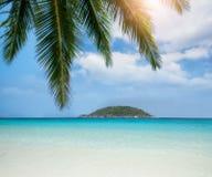 Îles de Similan Image libre de droits