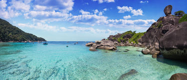Îles de Similan Photo stock