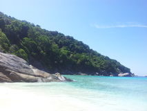 Îles de Similan Photographie stock