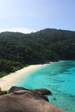 Îles de Similan, Thaïlande, Phuket Photo libre de droits