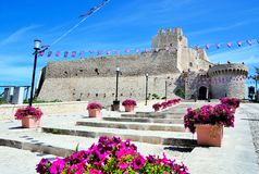 Îles de Tremiti, Italie image stock