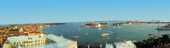 Îles de Venise, Italie Photographie stock libre de droits