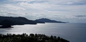 Îles de Whitsundays, récif de barrière grand Image libre de droits