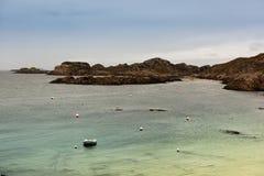 Îles Ecosse de Hebrides Photos stock