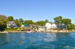 1000 îles et Kingston Photos stock