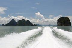 Îles exotiques thailand photos libres de droits