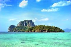 Îles thaïes Image stock