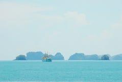 îles tropicales Images stock