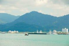 îles tropicales Photographie stock libre de droits