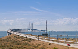 �resund link Stock Photos