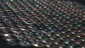 Σειρές Defocused των μπαταριών φιλμ μικρού μήκους