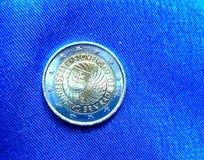 Σλοβάκικη προεδρία του Συμβουλίου του νομίσματος της ΕΕ στοκ φωτογραφίες