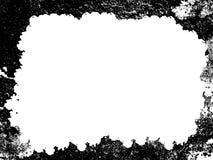 Σύνορα ή πλαίσιο Grunge grunge άκρη φωτογραφιών στοκ εικόνες με δικαίωμα ελεύθερης χρήσης