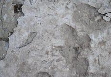 Σύσταση του ραγισμένου γκρίζου σκυροδέματος στοκ φωτογραφία