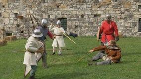 Συλλάβετε τον επιτιθέμενο Castle φιλμ μικρού μήκους