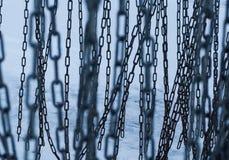 Συνδέσεις αλυσίδων Πολλές συνδέσεις αλυσίδων στοκ φωτογραφία με δικαίωμα ελεύθερης χρήσης