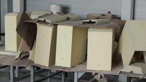 Συσκευασμένο φορτίο για την κατασκευή, σκληρά απόθεμα βίντεο