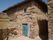 Σπίτι Berber στο Μαρόκο στοκ εικόνες