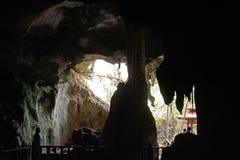 Σπηλιά ροπάλων, Langkawi, Μαλαισία στοκ εικόνες