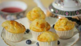 ψημένος cupcakes πρόσφατα φιλμ μικρού μήκους